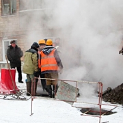 В Омской области жители райцентра остаются без воды