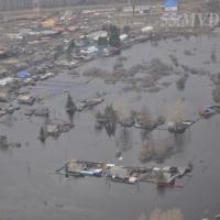 Виктор Назаров и УМВД держат на контроле паводковую ситуацию в Омской области