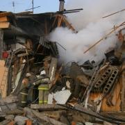 Омские спасатели обнаружили под завалами ещё одного человека