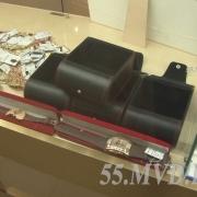 В Омске ограбили ювелирный магазин