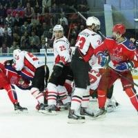 «Авангард» всухую проиграл ЦСКА в битве лидеров КХЛ