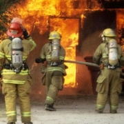 Омичка пострадала в пожаре на Московке