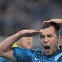Дзюба разгромил Ростов от имени Зенита
