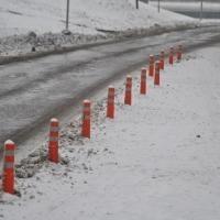 Омские депутаты потребовали от мэрии вернуть дорожные столбики