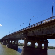 Ремонтные работы на Ленинградском мосту завершены