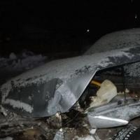 В Омской области несовершеннолетний водитель за рулем Toyota устроил ДТП