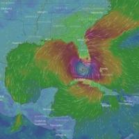 Франция отслеживает движение урагана «Ирма» 20-ю аппаратами