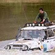 Омские джипы доедут до Колымы