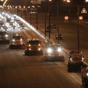 Дорожные службы будут работать и в Новый год