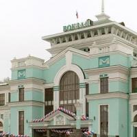 Очевидцы сообщают, что омский ж/д вокзал заминирован