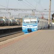Омскую городскую электричку запустят в 2014 году