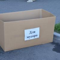 В Омске после Дня города убрали более 80 тонн мусора