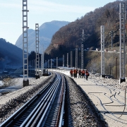 """""""Мостовик"""" отправил проект железнодорожной магистрали на экспертизу"""