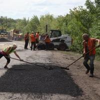 На ремонт сельских дорог бюджет Омской области выделил более 333 миллионов рублей