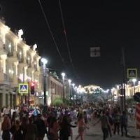 В воскресенье центр Омска на два часа превратится в культурную площадку