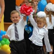 1 сентября в школу пойдут 97 тысяч омичей