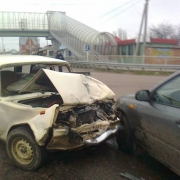 В аварии на трассе Омск-Тара пострадал ребёнок