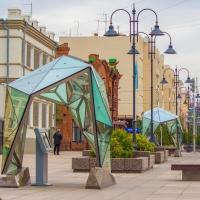 Омский Арбат может стать победителем фотоконкурса «Города для людей»
