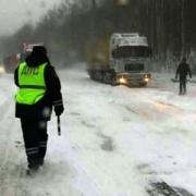 В Омской области на месяц ограничат движение по местным дорогам
