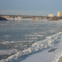 Омичи рискуют провалиться под лед