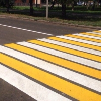 За три года в Омске появилось более 90 пешеходных переходов