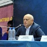 Виктор Назаров пообщался с участниками молодежного форума «РИТМ»