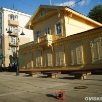 Улицу Чокана Валиханова охраняют видеокамеры