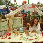 «Сибирские чудеса» на Покровской ярмарке