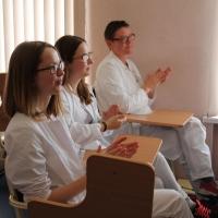 Опыт омских медиков перенимают студенты из Германии