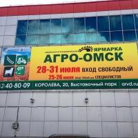 В Омске начинается ремонт подъездных путей к выставочному скверу «На Королева»