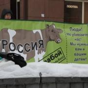 Животный протест