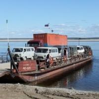 В Омской области закрыли все переправы