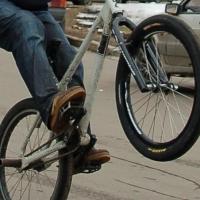В Омской области большегруз сбил мальчика на велосипеде