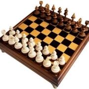 Международный день шахмат отметили во всех округах