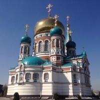 Успенский Кафедральный собор в Омске начнут ремонтировать в 2018 году