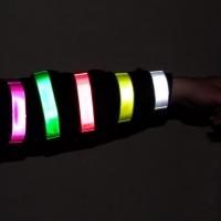 Омским пешеходам посоветовали носить световозращающие элементы