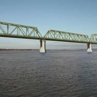Россия заканчивает строительство моста в Китай
