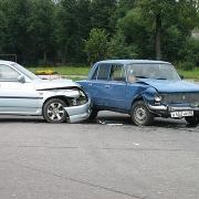 В Омске произошло две крупных аварии