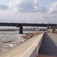 Летом на Ленинградском мосту заменят два деформационных шва