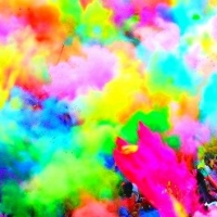 В субботу омичей ждут на «Фестивале красок»