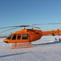 Омский летно-технический колледж получил американский однодвигательный вертолет