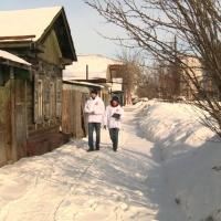 Омские общественники помогут с расчисткой снежных завалов на 8-й Линии