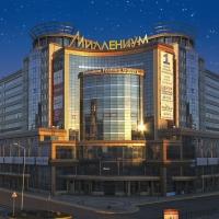 В омский «Миллениум» на место рынка пришла «Пятерочка»