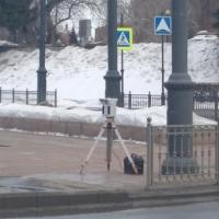 После праздника автолюбителей поджидают переносные камеры на омских магистралях