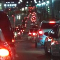 Утренние аварии в Омске стали причиной заторов