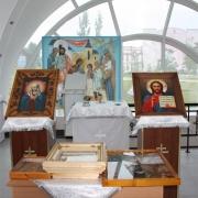 Заключенные иконописцы
