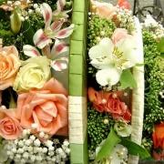 Икебана из труб и капусты вошла в историю омской «Флоры»