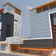 В центре Омска появится новый офисный центр