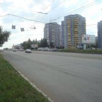 На улице Лукашевича транспорт поедет по встречной полосе