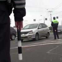 Госавтоиснпекторы на дороге забрали машину у омича за долг в 116 тысяч рублей